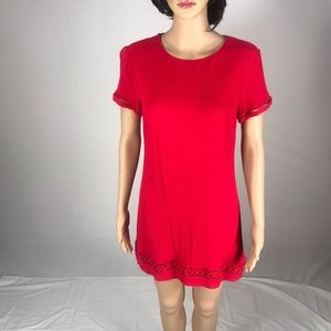 "Dresses & Skirts - Lulu red dress "" Lady in red."""